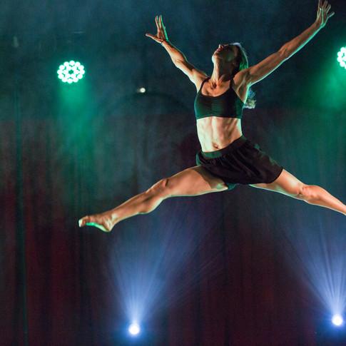 Johanna Monteil Professeur gym et danse improvisée