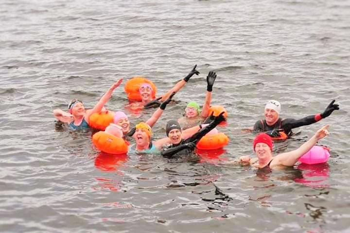 Endurance Swim Camp.