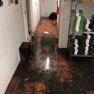 Retail Stock Room Flood