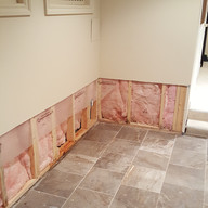 Water Damage Drywall Removal