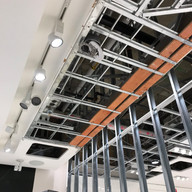 Commercial Ceiling Water Damage