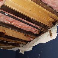 Wet Ceiling Repair
