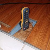 Water Damage Flooring Inspection