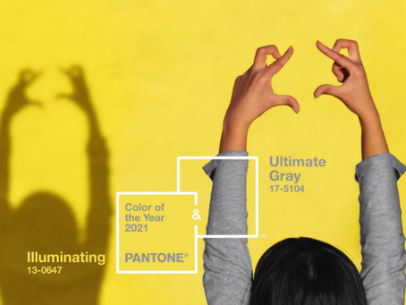 Pantone® Color of the Year: 2021