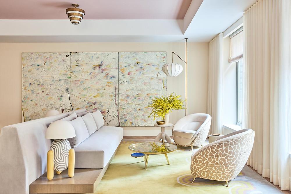 Minimalist Wall Art in Modern Interiors