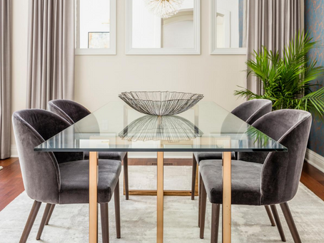 TIMELESS FUSION INTERIOR DESIGN: before & after