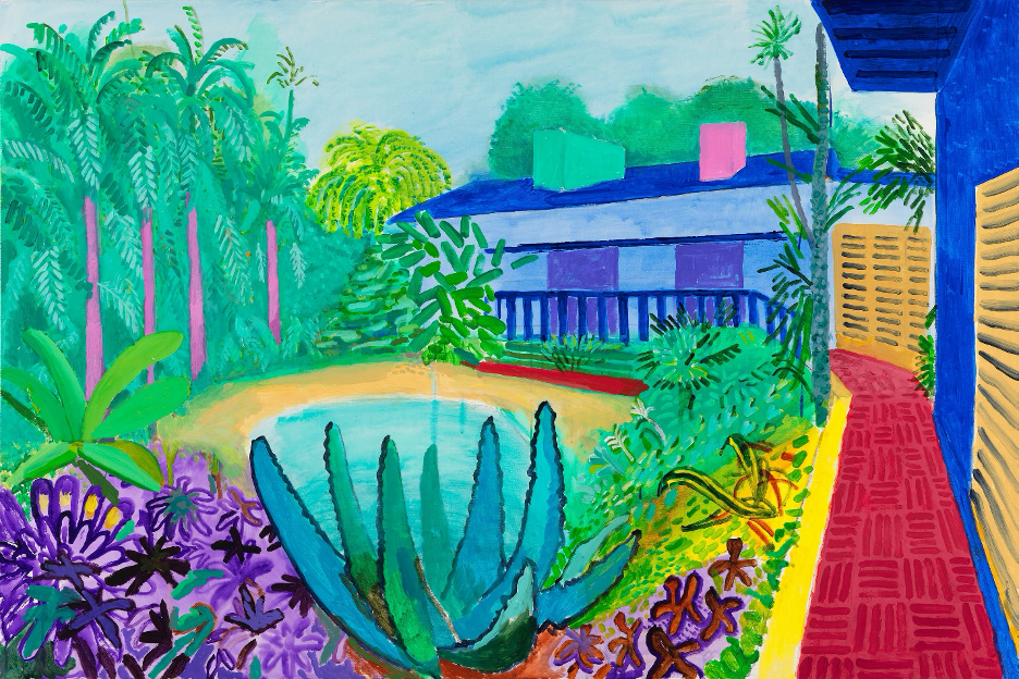 Design Inspiration: David Hockney