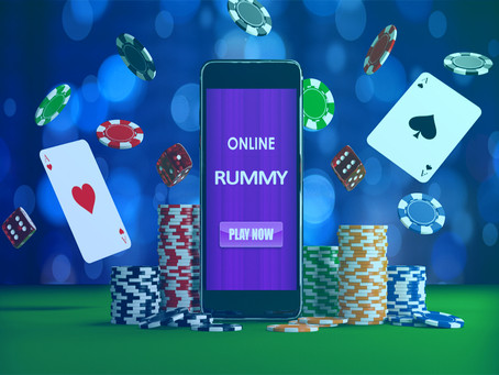 How Playing Online Rummy Game Can Act as a Stress Buster