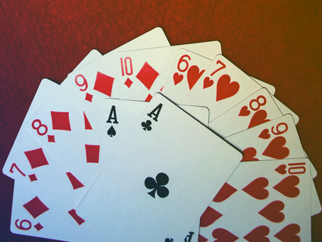 Handling the Subject of Wild Card along with Playing a Rummy Game