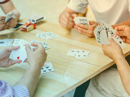 Covering the Subject of Playing for the Player Who has Gone Down Within How to Play Rummy