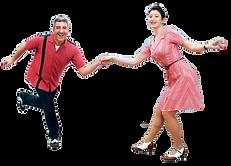 Simon Selmon & Anna Lambrechts Swing Out