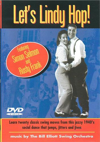 Let's Lindy Hop! Instructional DVD