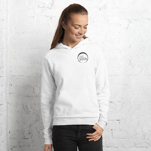 Unisex Zest Yoga hoodie