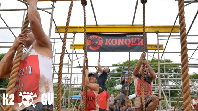 KONQER COMPLETES SECOND EVENT WITH OVER 850