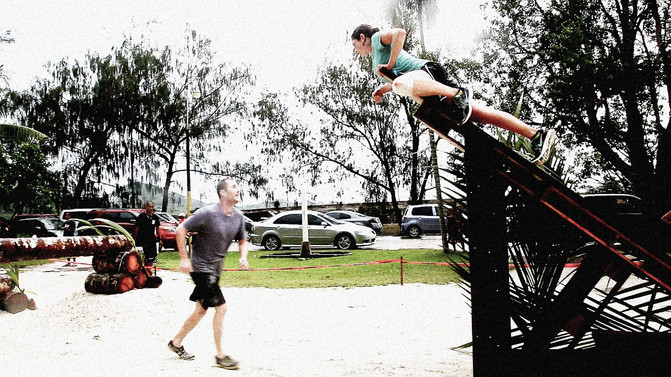 FIRST PALAU OBSTACLE COURSE EVENT EXCEEDS EXPECTATIONS