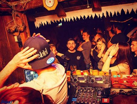 DJ Sebbl - Frizz! Nürnberg