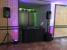DJ Sebbl - Hochzeitsaufbau
