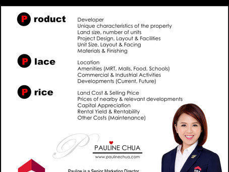 3Ps to Buying Property