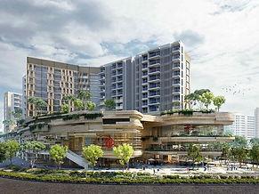 Sengkang Grand Residences integrated dev