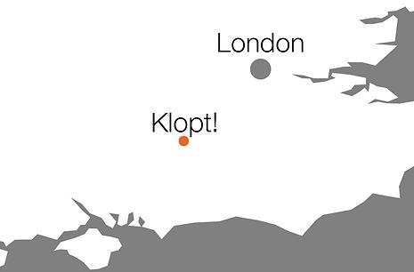 Klopt Map