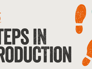 Steps in the Production Process