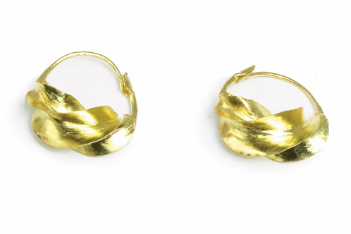 Small fulani earrings