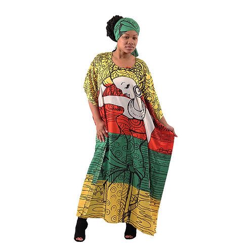African Beauty Kaftan
