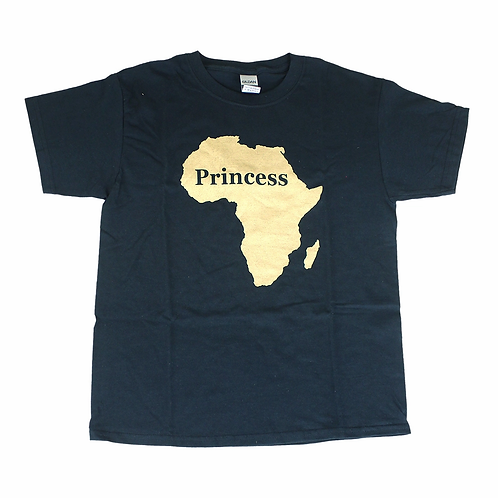 Size Large - African princess shirt