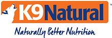 K9 Natural logo vector w blue NBN 300dpi