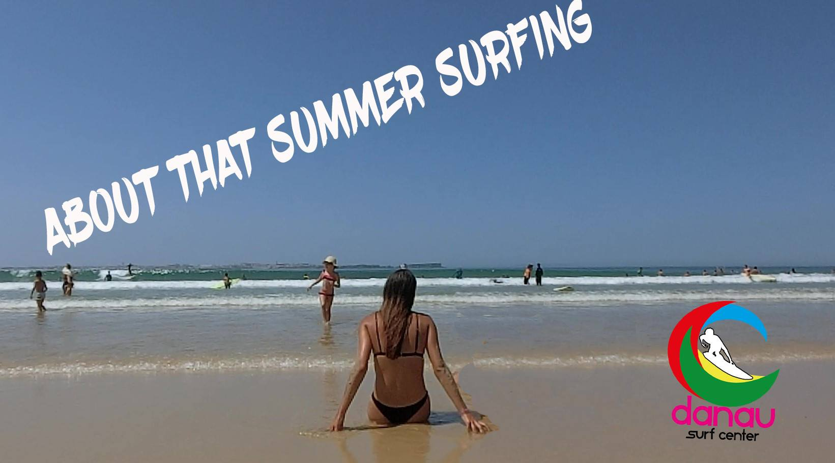 About that Summer Surf lessons