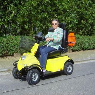 Mini Crosser M1 Bright Yellow