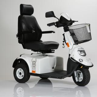 Mini Crosser M2 3 Wheeler White