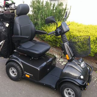 Mini Crosser M1 Golf Black