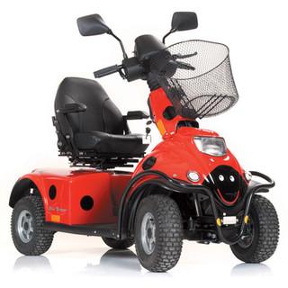 Mini Crosser M1 Youth Red