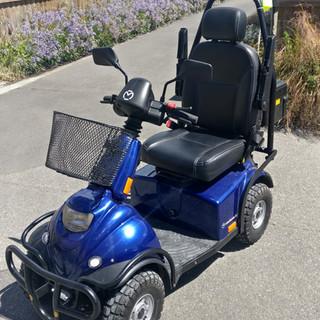 Mini Crosser M1 Blue