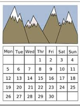 Monthly Plan
