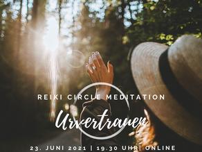 Online Reiki Circle Meditation | Urvertrauen