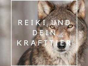 Reiki und dein Krafttier
