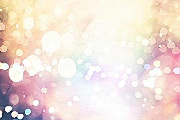 glittering shine bulbs lights background
