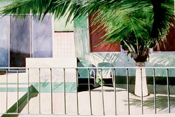 Astro Turf Series: Umbrella Palm