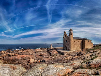 iglesia-santa-maria-muxia-galicia-spain.
