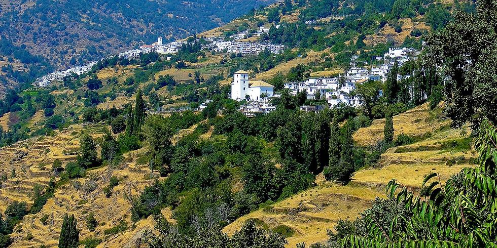 * Андалусия. Весна в Гранаде и Сьерра Невада