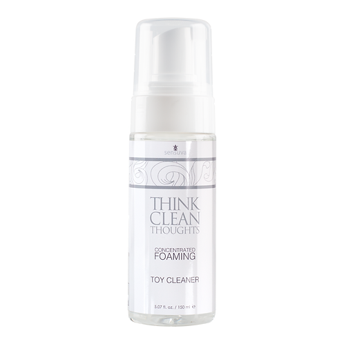 Think Clean Thoughts Foaming Toy Cleaner 5.07 fl. oz Bottle