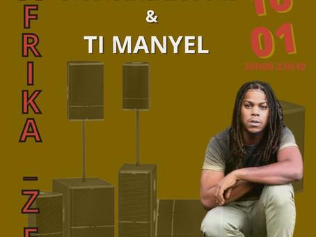 Afrika zen sound system #1