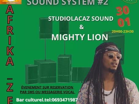 AFRIKA ZEN SOUND SYSTEM #2