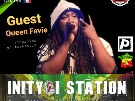 INITY-I STATION #207 QUEEN FAVIE