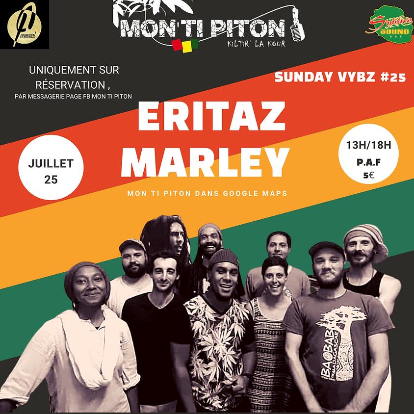 SUNDAY VYBZ #25   ERITAZ MARLEY