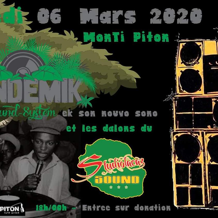Zendemik Soundsystem is Back