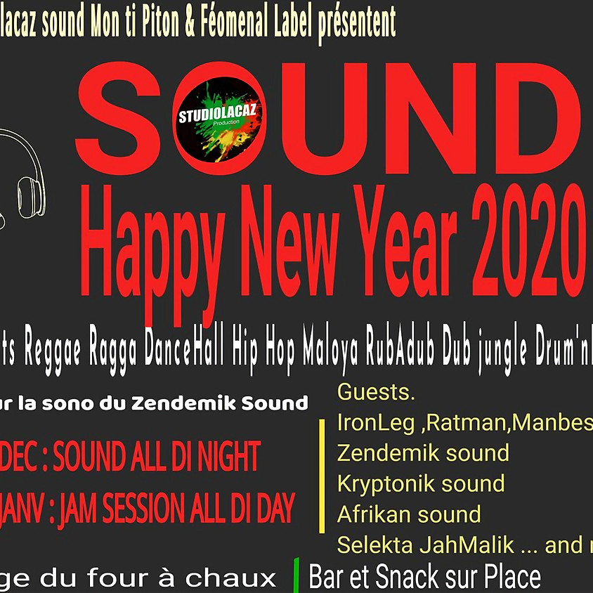 SOUND HAPPY NEW YEAR 2K20