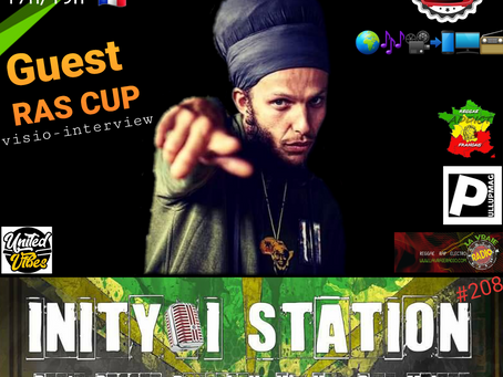 INITY I STATION #208 Guest RAS CUP..